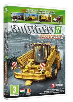 Farming Simulator 17 Official Expansion 2