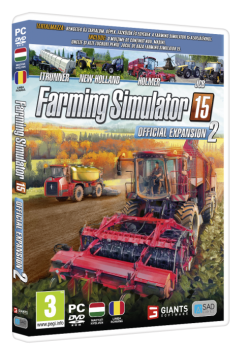 Farming Simulator 15 Official Expansion 2