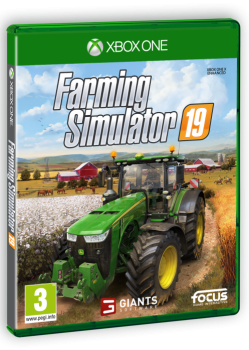 XONE-Farming Simulator 19