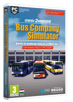 OMSI 2 Add-on The Bus Company Simulator