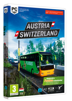 Fernbus AUSTRIA / SWITZERLAND